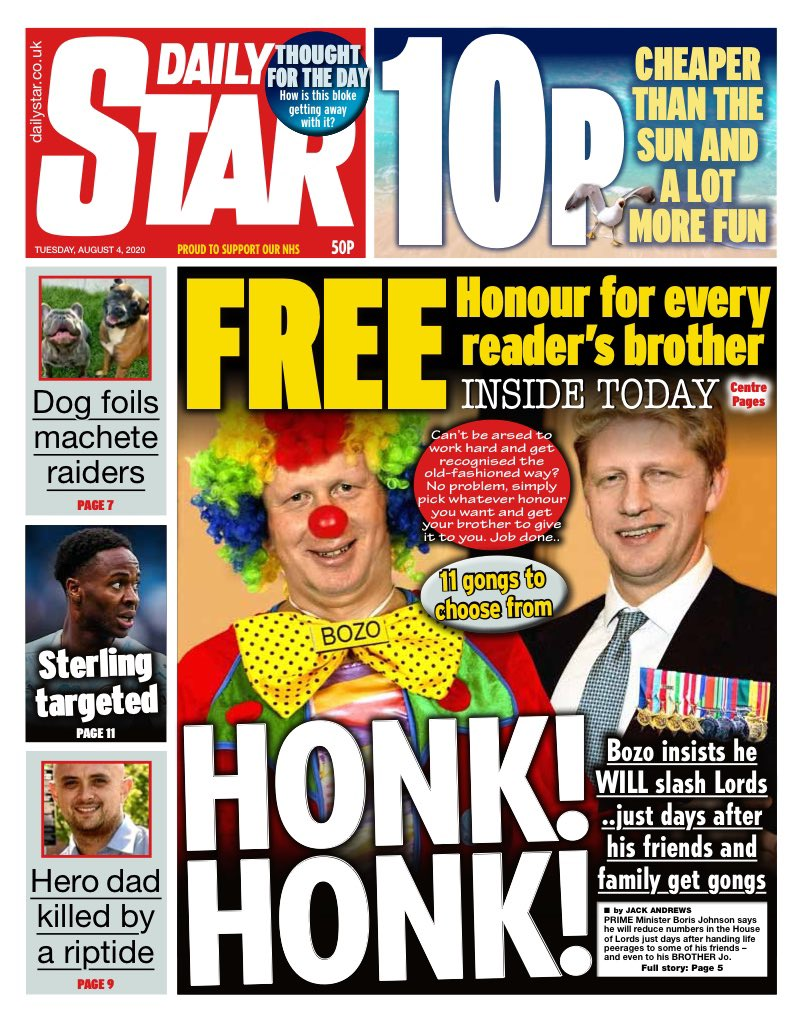 February ABCs: Daily Star Sunday doubles circulation in