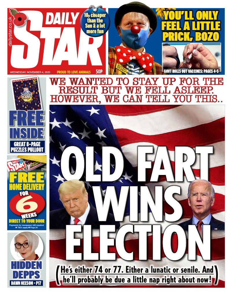 Daily Star Front Page 14th of July 2020 - Tomorrows